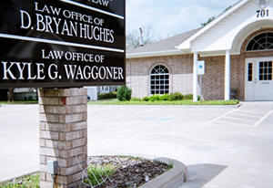 The Law Offices of Kyle G. Waggoner, 701 N. Pacific Street, Mineola, Texas